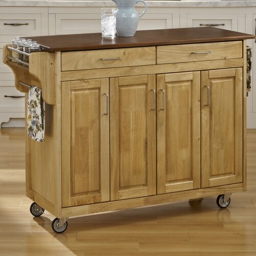 Create-A-Cart Kitchen Cart
