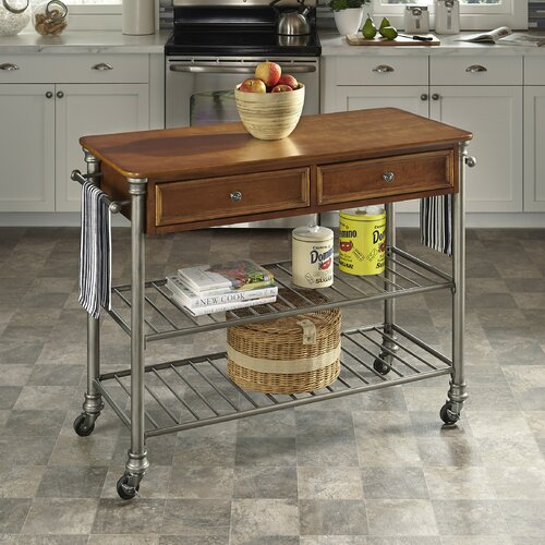 Orleans Kitchen Cart