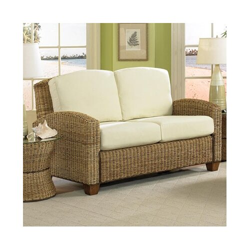 Home Styles Cabana Banana Twill Loveseat