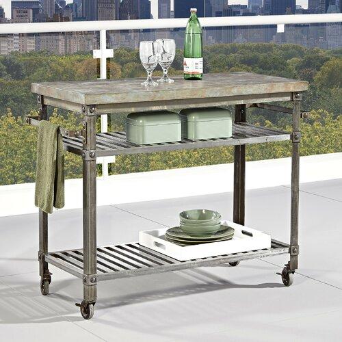 Industrial Kitchen Cart Wayfair