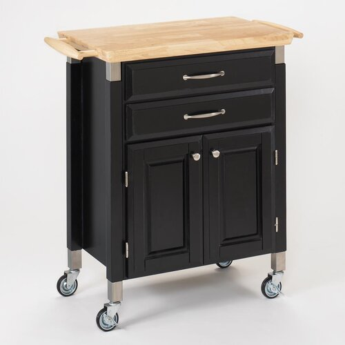 11Dolly Madison Prep and Serve Kitchen Cart