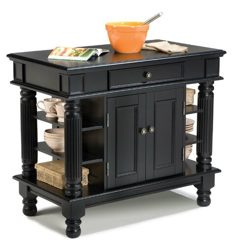 Home Styles Kitchen Island: Home Styles Americana Kitchen Island & Reviews