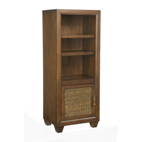 Home Styles Cabana Banana Pier Bookcase/Audio Cabinet