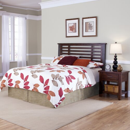 Cabin Creek Slat 2 Piece Headboard Bedroom Collection