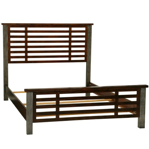 Home Styles Cabin Creek Slat Headboard
