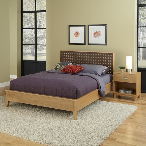 Home Styles Rave Panel Bed
