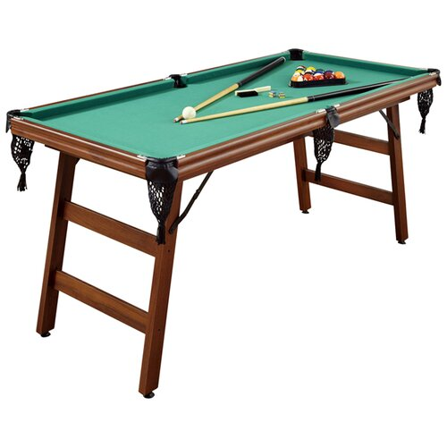 The Real Shooter 6' Pool Table
