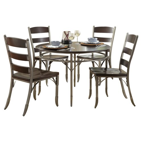Home Styles Bordeaux 5 Piece Dining Set