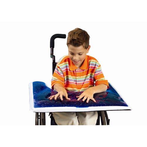 FlagHouse Wheelchair Glitter Tray