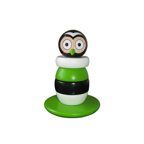 Discoveroo Magnetic Stacking Owl