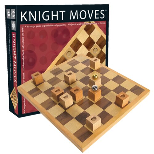 Knight Moves Board Game