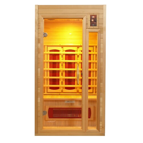 1-2 Person IR Ceramic FAR Infrared Sauna