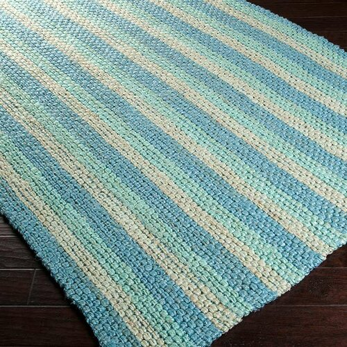 Country Living™ by Surya Country Jutes Ice Blue Rug