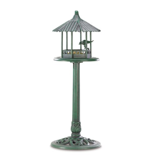 Zingz & Thingz Verdant Pavilion Gazebo Bird Feeder