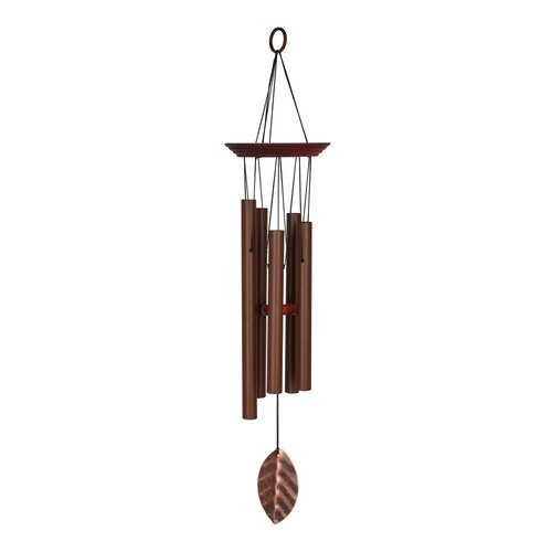 Zingz & Thingz Rustic Foliage Wind Chime