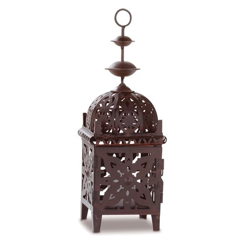 Zingz & Thingz Dusk Lace Filigree Lantern