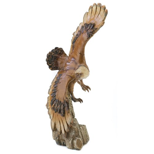 Zingz & Thingz Gliding Eagle Statue