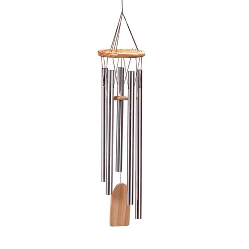 Natural Pine Wind Chime