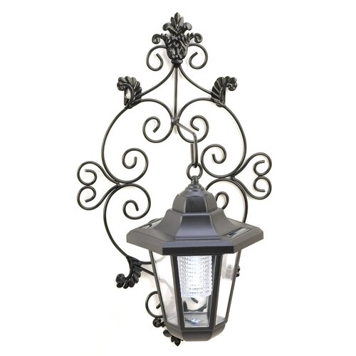 Zingz & Thingz Trellis 1 Light Garden Solar Lantern