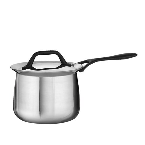 Limited Edition 2-qt. Butterfly Deep Saucepan with Lid