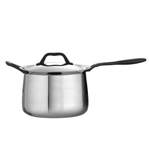 Limited Edition 4-qt. Butterfly Deep Saucepan with Lid