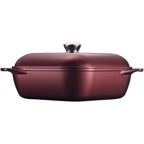Tramontina Limited Editions Lyon 6-qt. Covered Square Casserole