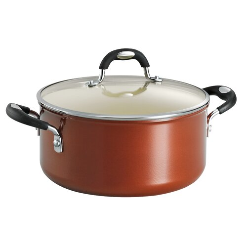 Style 5-qt. Round Dutch Oven