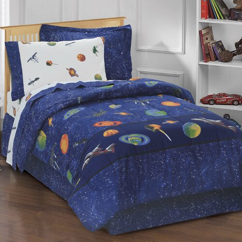 My Room Outer Space Bedding Set