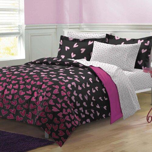 Wild Hearts Bed Set
