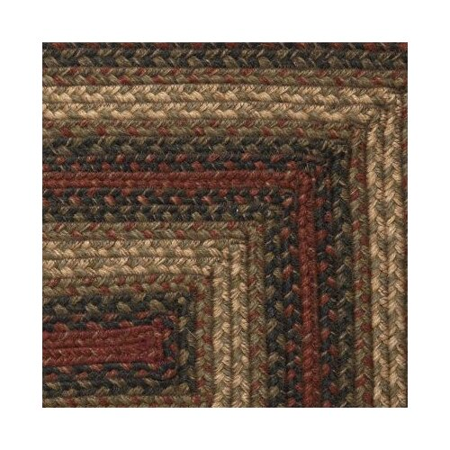 Green World Rugs Rectangular Vancouver Stair Treads