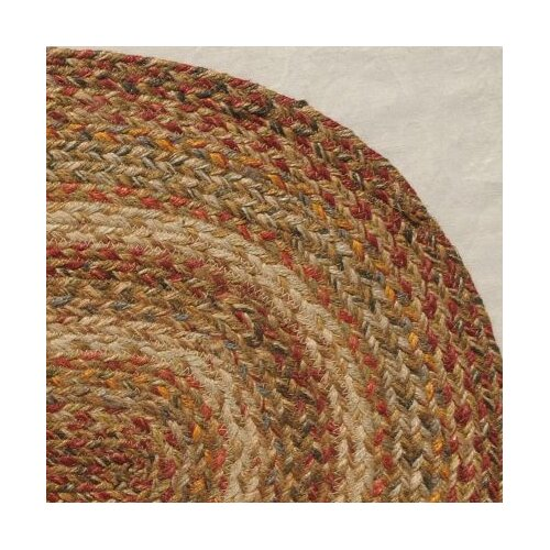 Green World Rugs Oval Harvest Stair Treads
