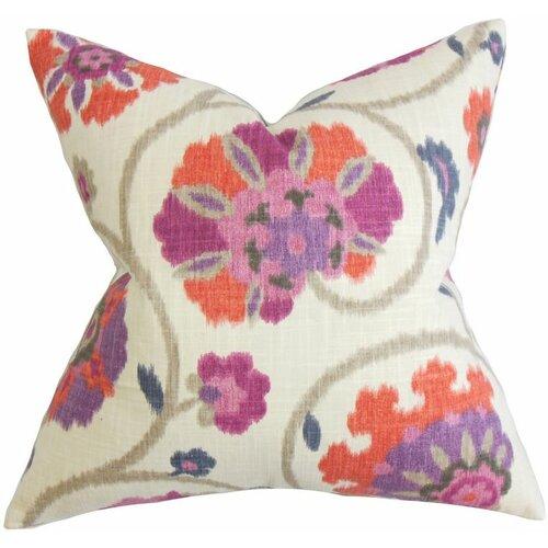 Tarian Floral Pillow