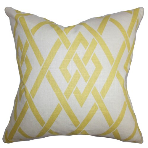 Abioye Geometric Pillow