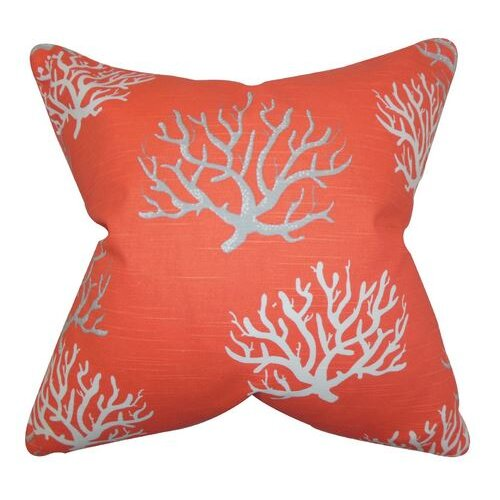 The Pillow Collection Hafwen Cotton Pillow
