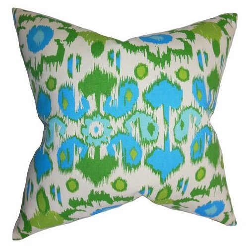 Querida Ikat Pillow