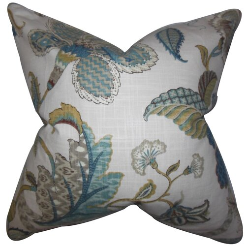Gracen Floral Pillow