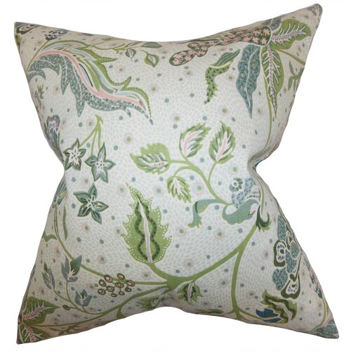 Fflur Floral Pillow