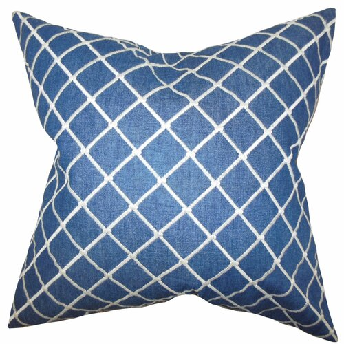 Afia Geometric Pillow
