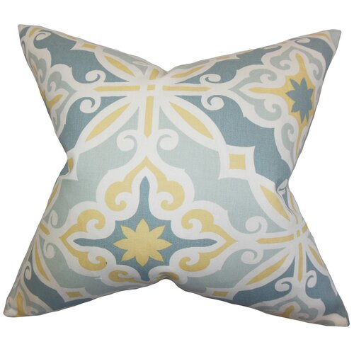Adriel Geometric Pillow