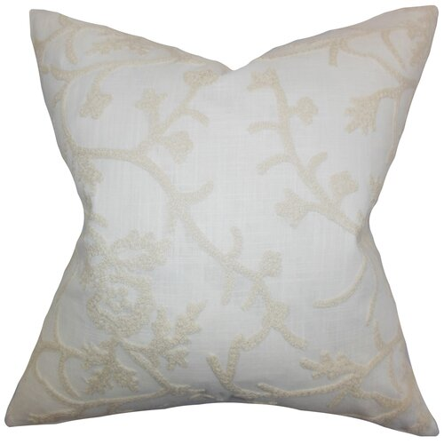 Marely Snowflakes Pillow