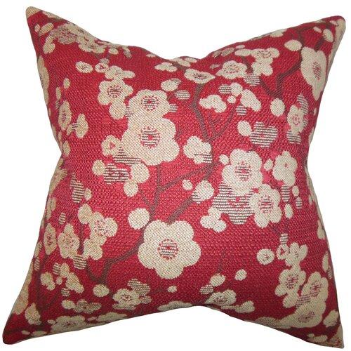 Decima Floral Pillow