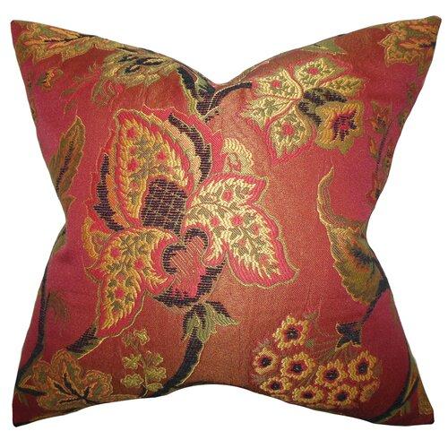 Clelia Floral Pillow