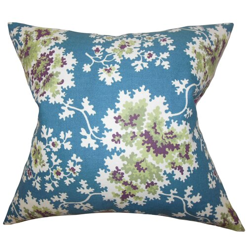 Danique Floral Pillow