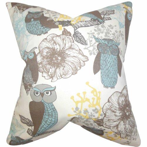 Bahaar Floral Pillow