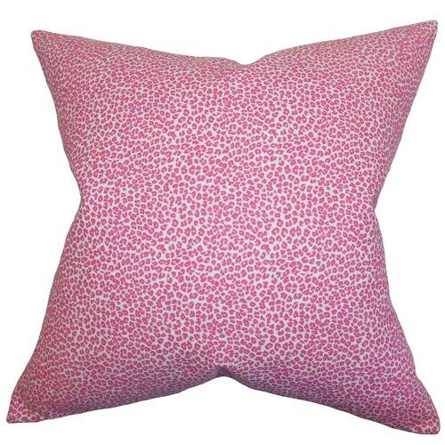 Doretta Animal Print Pillow