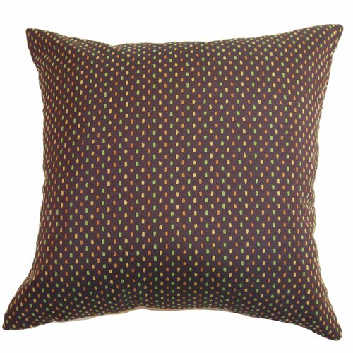 Landon Dots Cotton / Polyester Pillow