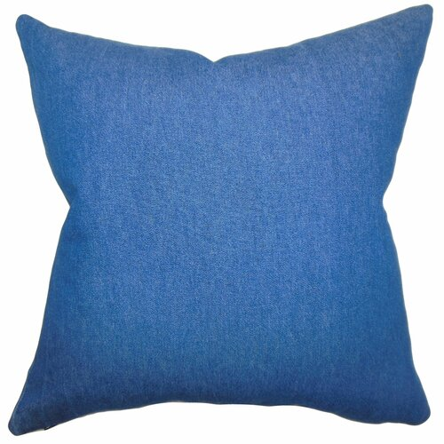 The Pillow Collection Zhoie Solid Cotton Pillow