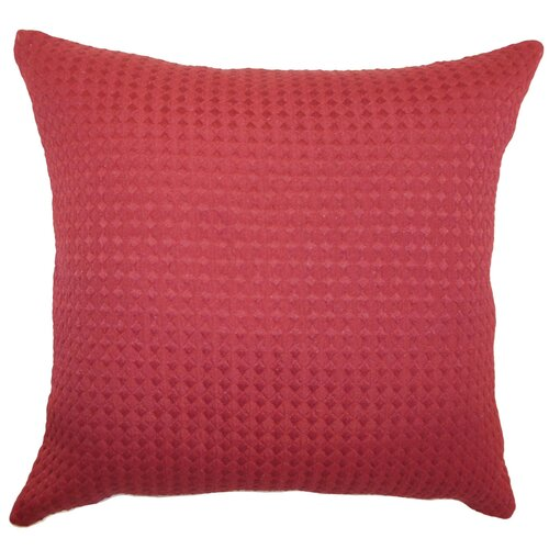 Kameron Plain Cotton Pillow