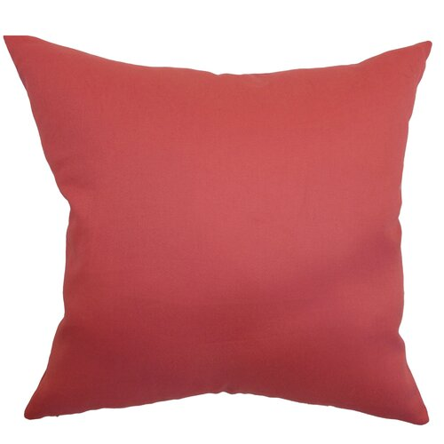 Giula Plain Linen Pillow