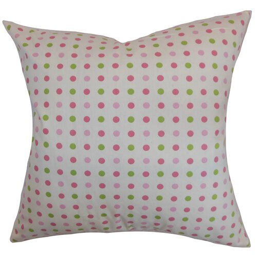 The Pillow Collection Baracua Cotton Pillow